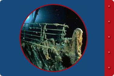 Titanic Education Guide - Science - Titanic sinks