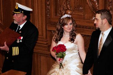 Titanic Pigeon Forge Wedding Gallery