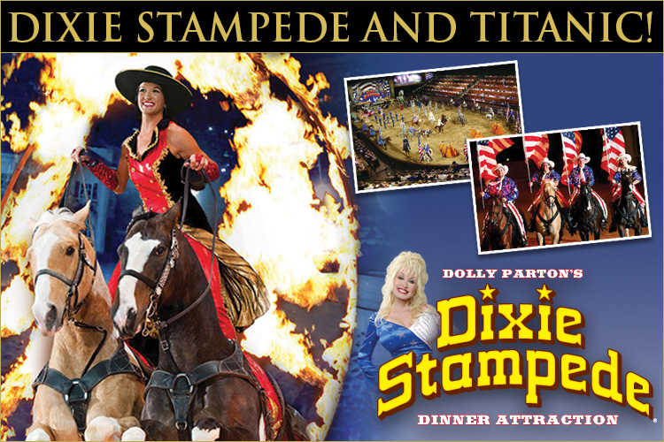 Dixie stampede coupon code