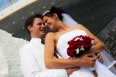 Titanic Pigeon Forge Wedding Packages