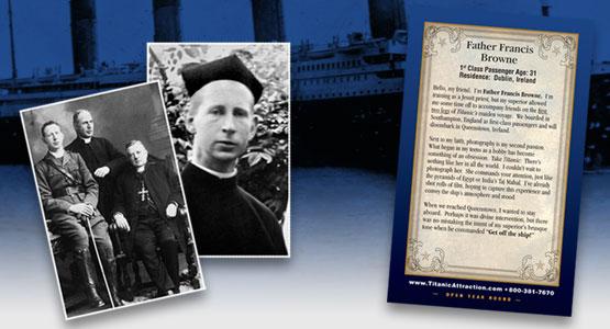 Titanic Pigeon Forge - religious heroes