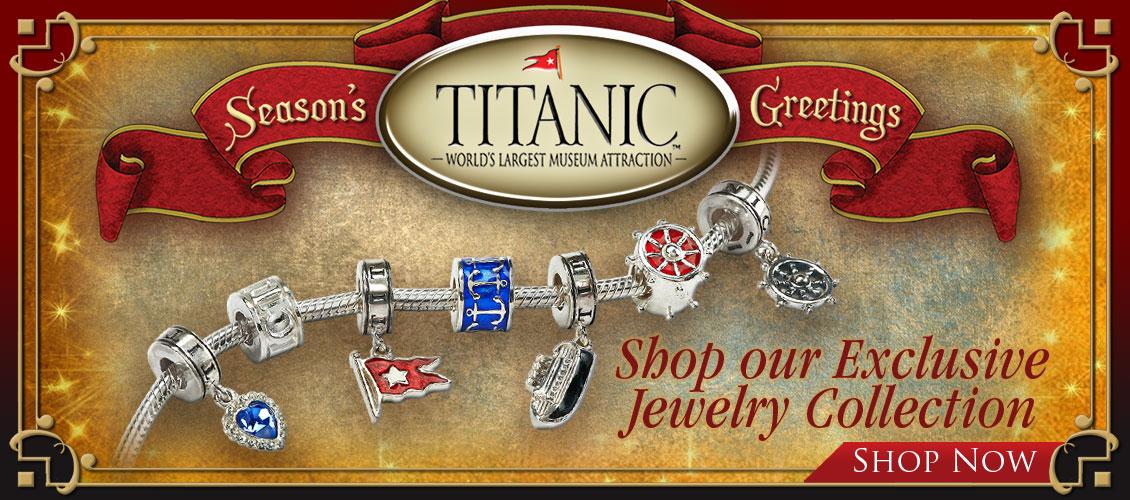 Titanic Jewelry Catalog