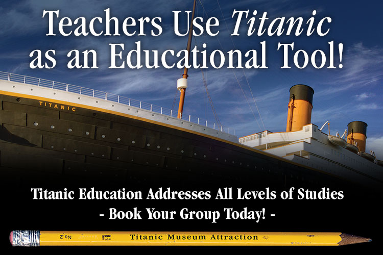 Titanic Homeschool Rates