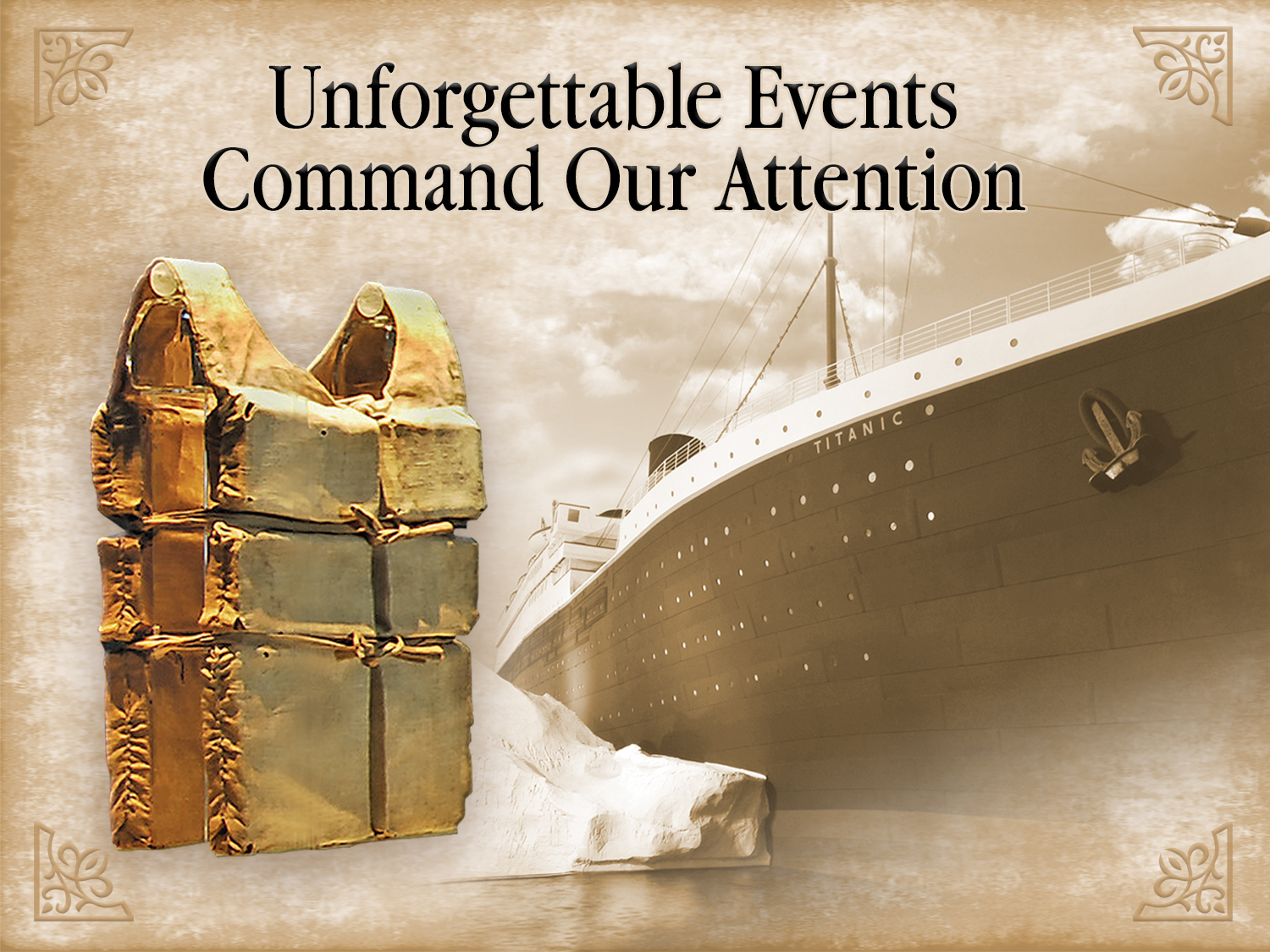 Titanic Sevierville Hospitality Powerpoint Comp