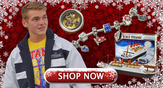 Shop Titanic Christmas Gifts