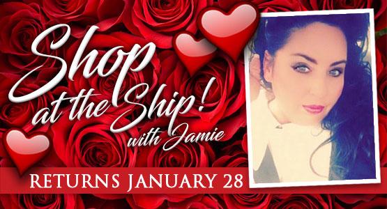 Titanic Thursdays! Shop the the Ship with Jamie. 6pm EST on Facebook Live.