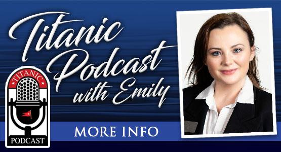 Titanic Thursdays! Titanic Podcast with Lucas. 7pm EST on Titanic's Soundcloud.